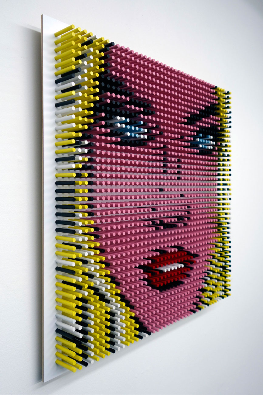 The-night-is-young-by-Matt-Bilfield-Wall-sculpture-side-picture